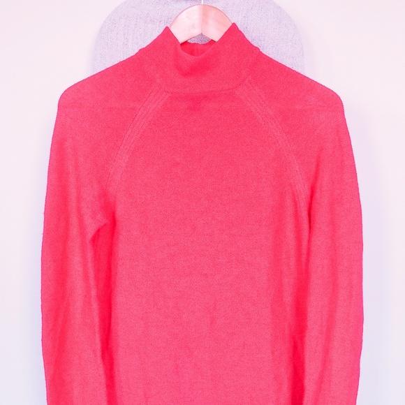 100% merino wool Cynthia Rowley tunic
